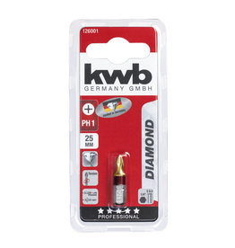 KWB KWB Diamond bits PH1 25mm kaart