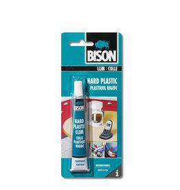 BISON B HARD-PLASTICLIJM 25ML BL