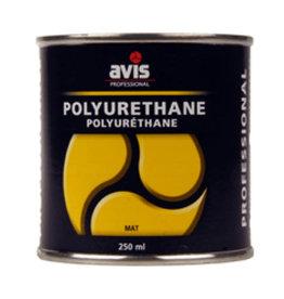 AVIS Avis Polyurethane blanke lak mat 250 ml