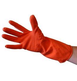 BOMA Huishoudhandschoen MAAT S in natuurrubber latex