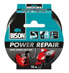 Bison Power Repair Tape zwart rol á10 m