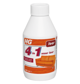HG HG  4 IN 1 VOOR LEER ONDERHOUD