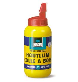 BISON BISON HOUTLIJM 250GR