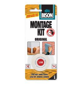 BISON BISON MONTAGEKIT ORIG. TAPE 1.5MTR X19MM