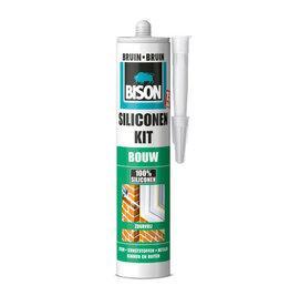BISON B SIL.KIT BOUW-BRUIN 310ML