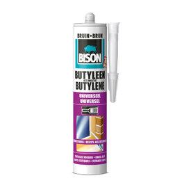 BISON Bison butyleenkit 310 ml bruin