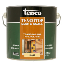 TENCO TENCOTOP TRANSP 201 BLANK 2.5L