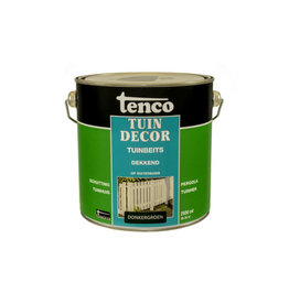 TENCO TENCO TUINDECOR D.GROEN   2.5L