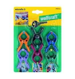 WOLFCRAFT VEERKLEM 20 MM