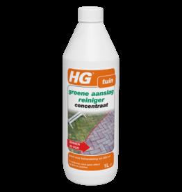 HG HG GROENE AANSLAGREINIGER 1LTR