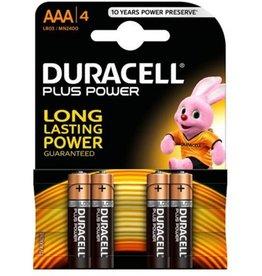 DURACELL ULTRA AAA LR03 1.5V B (4ST)
