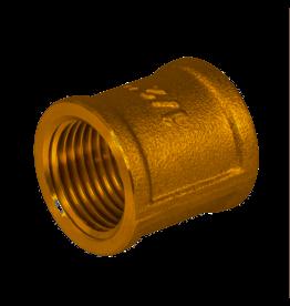 PLUMBOB Messing Mof 1/2x1/2 vrl