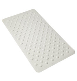 SECUCARE Secu badmat wit 70 x 40 cm