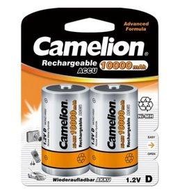 PANASONIC Camelion D 10000mAh 2x
