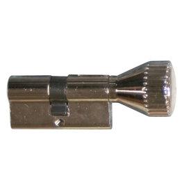 QLINQ QlinQ knopcilinder dubbel nikkel