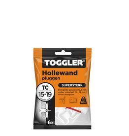 TOGGLER HOLLEWANDPLUG TOGGLER TC-6 80KG