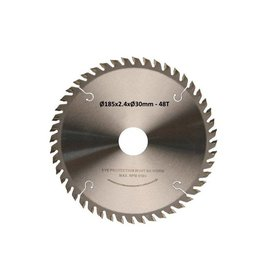 HOFFTECH CIRKELZAAGBLAD IB 185 X 2.4 X 30MM 48T