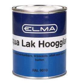 ELMA ELMA AQUA LAK HG RAL9010 750ML