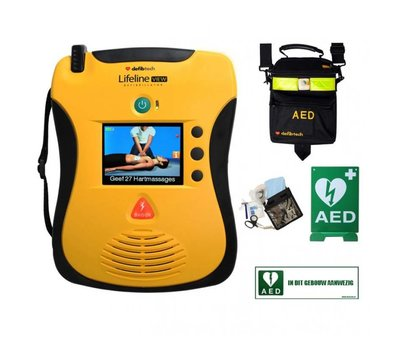 Defibtech Defibtech Lifeline VIEW AED