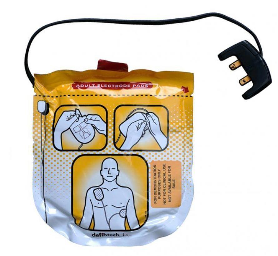 Defibtech Lifeline AED View elektroden