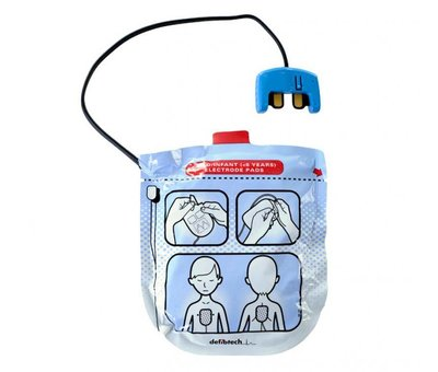 Defibtech  Defibtech Lifeline AED VIEW kinderelektroden