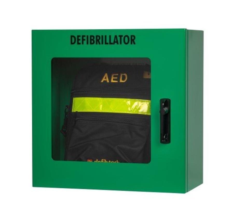 AED Wandkast met alarm