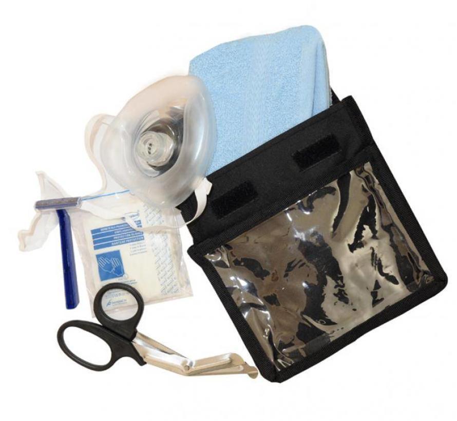 AED reanimatieset zwart