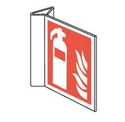 Pikt-o-Norm Brandblusser pictogram (haaks)