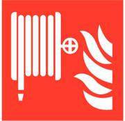 Pikt-o-Norm Brandslanghaspel sticker