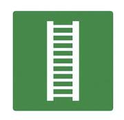 Pikt-o-Norm Vluchtladder pictogram