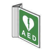 Pikt-o-Norm AED pictogram (haaks)