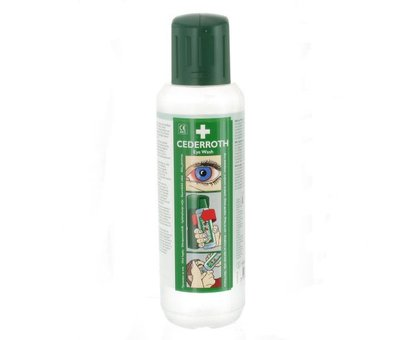 Cederroth Cederroth oogdouche 500 ml