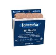 Salvequik Salvequick navulling plastic pleisters