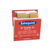 Salvequik Salvequick navulling textiel pleisters XL