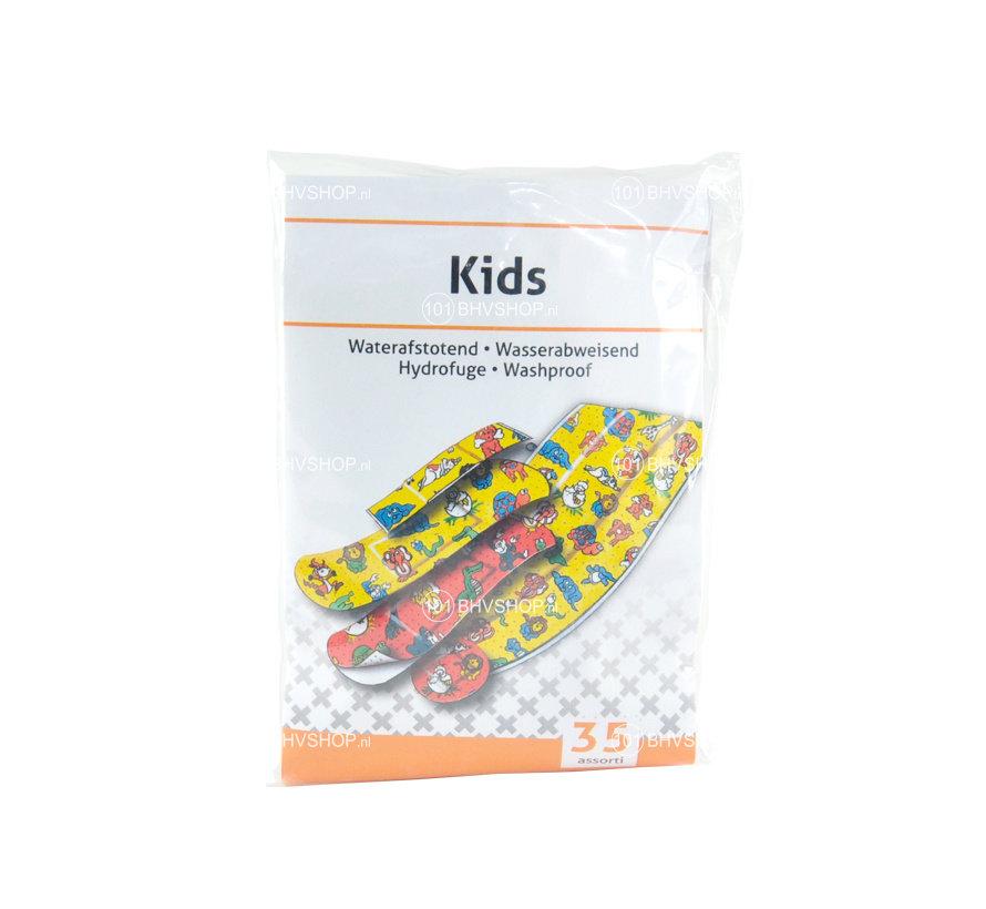 Kinder verbanddoos mini