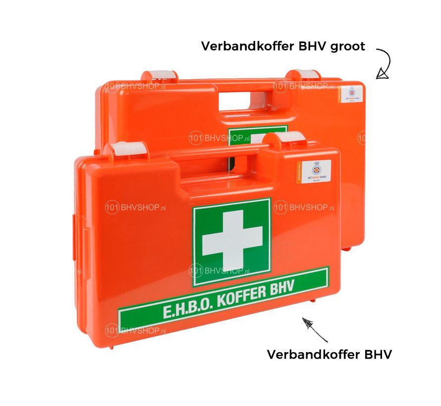 Verbandkoffer BHV groot