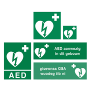 AED stickerset