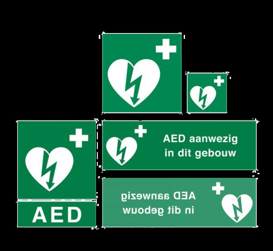 AED stickerset