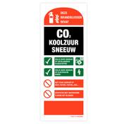 Pikt-o-Norm Gebuiksaanwijzing CO2 blusser