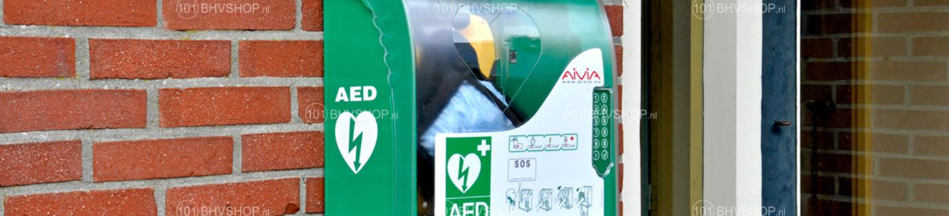 De beste AED voor buiten