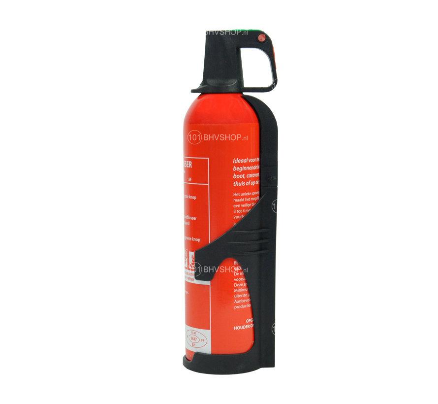 Wandhouder sprayblusser