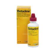 Betadine Betadine jodium