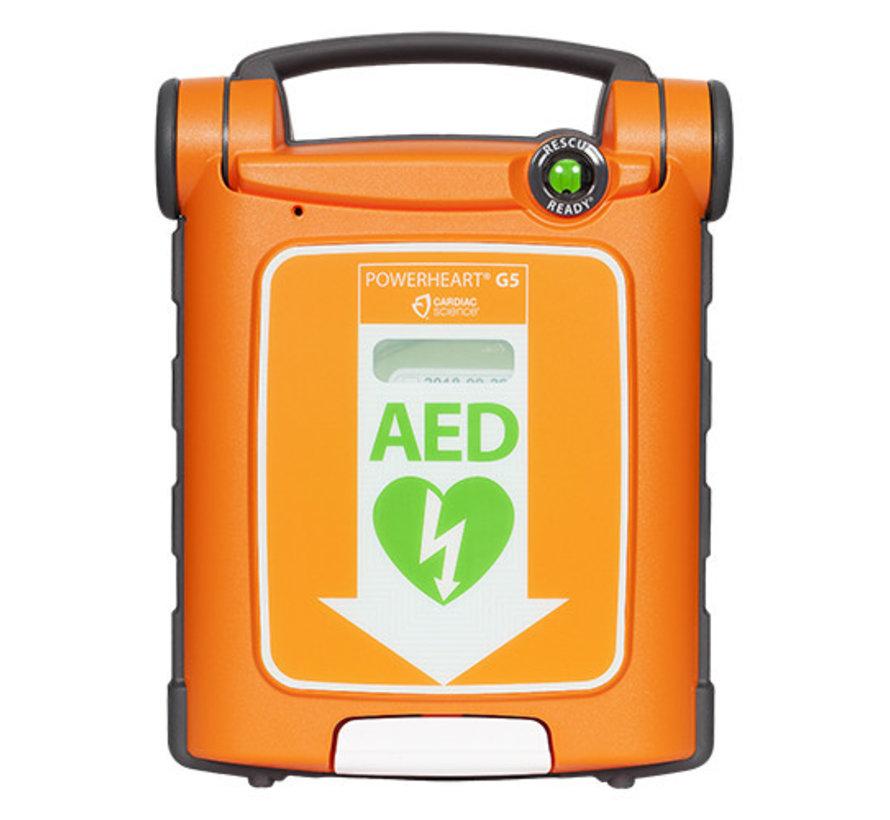 Cardiac Science Powerheart® G5 AED halfautomaat