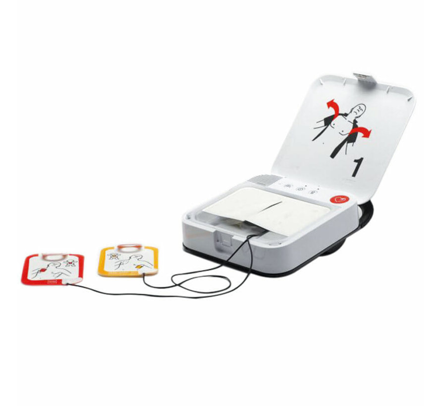 Lifepak CR2 WiFi halfautomaat