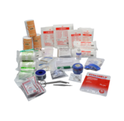 Inhoud verbandkoffer HACCP