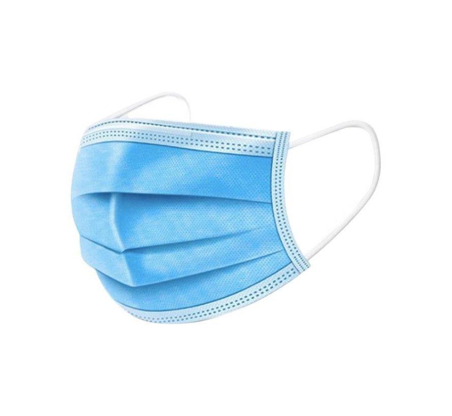 Chirurgisch masker type IIR 50 st.