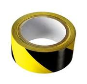 Vloermarkeringstape zwart/geel