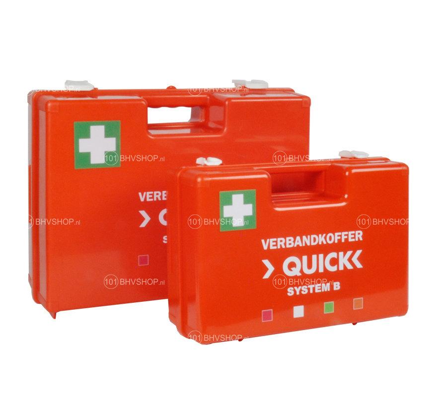 Verbandkoffer Quick System B (4 modules)
