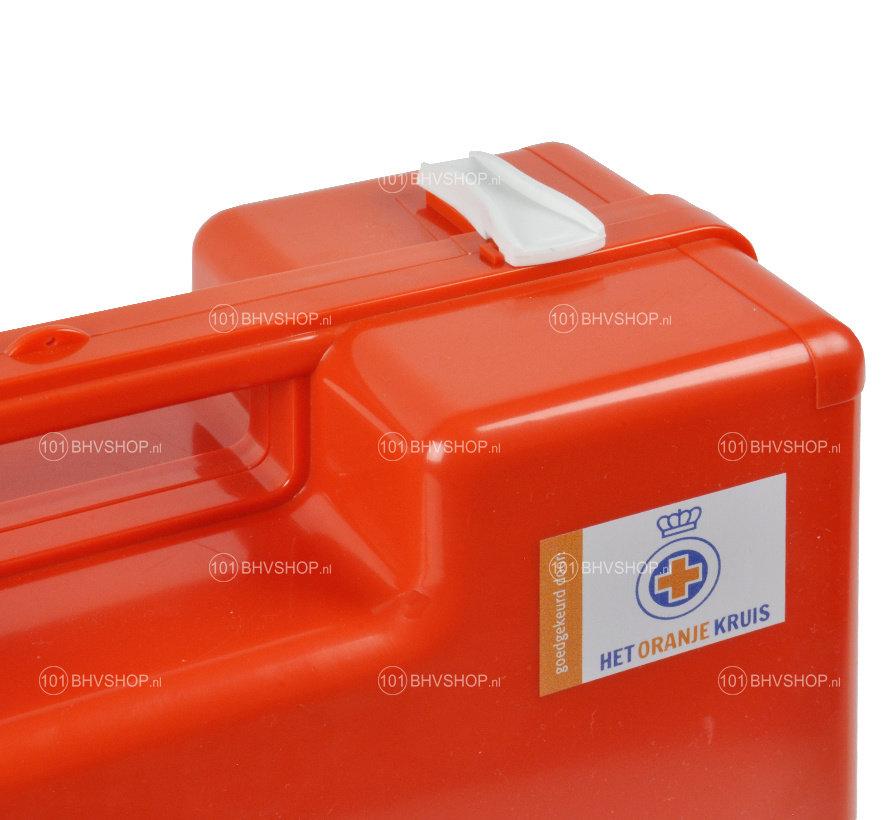 Verbandkoffer Quick System Oranje Kruis (3 modules)