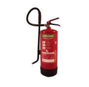 Lithium brandblusser 6 liter